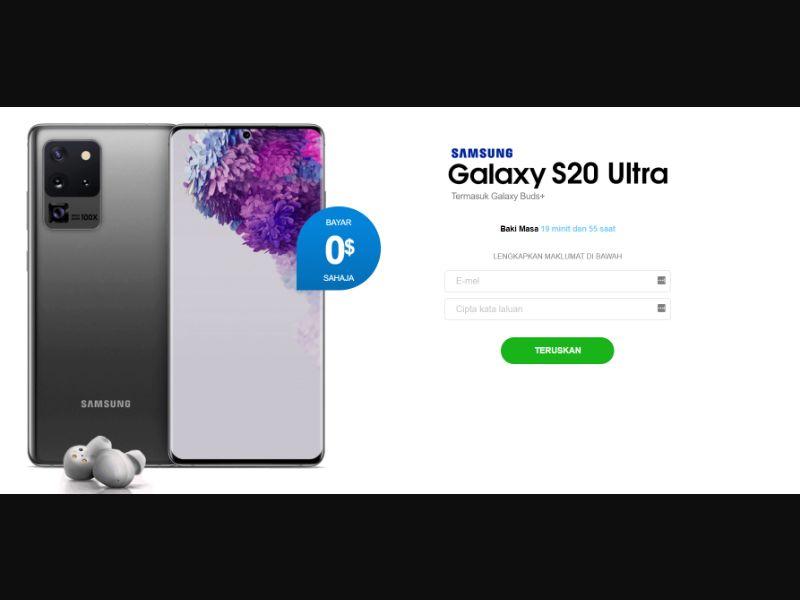 Galaxy S20 Ultra MY | CC Sub