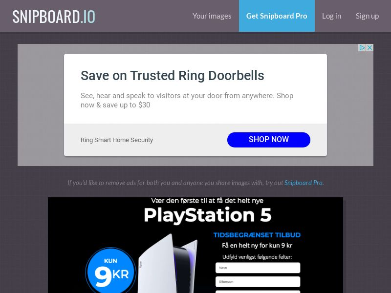 SteadyBusiness - Playtation 5 Playstation 5 PS5 LP54 DK - CC Submit