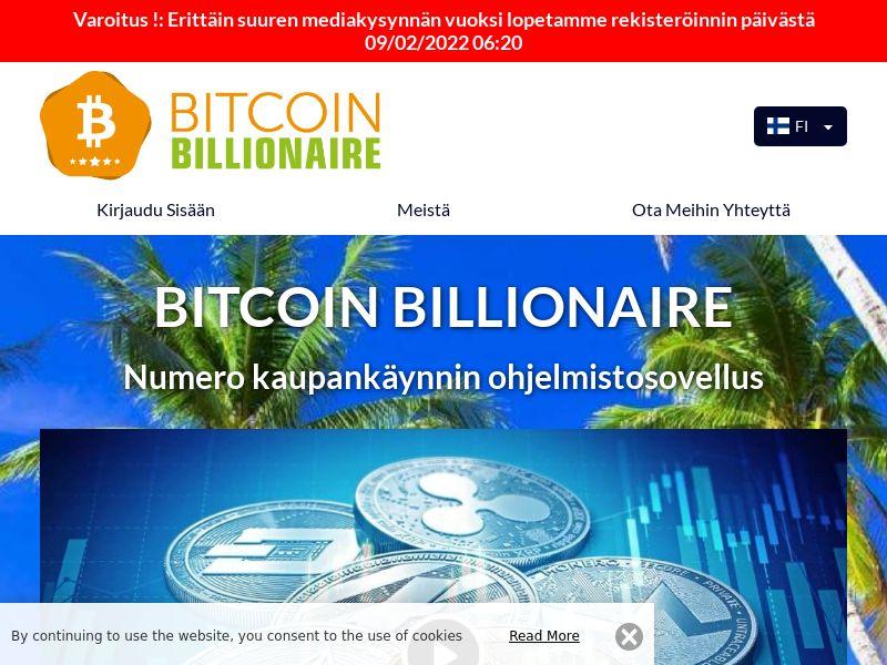 Bitcoin Billionaire Finnish 1091