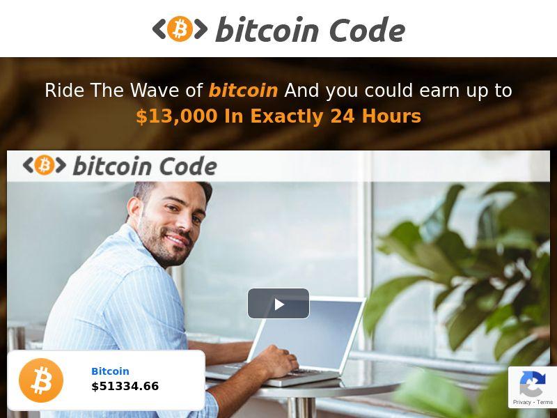 Bitcoin Code - v2