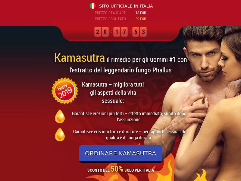 Kamasutra - IT (IT), [COD]