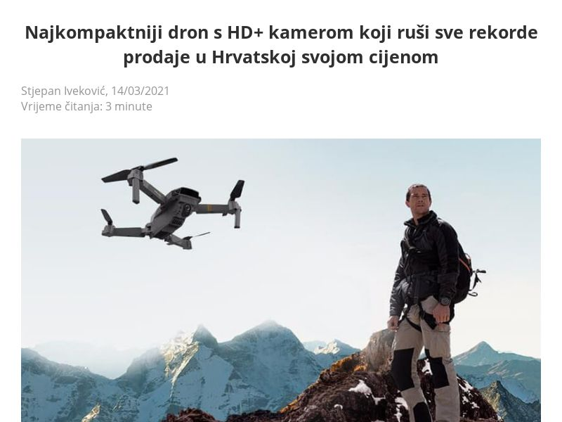 Drone HR