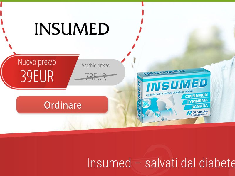 Insumed IT - sugar control supplement