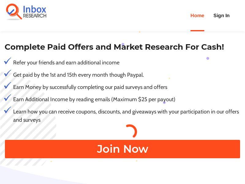 EXCLUSIVE: Inbox Research - DOI - V2