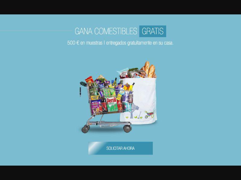 Lidl - CPL SOI - ES - Sweepstakes - Responsive
