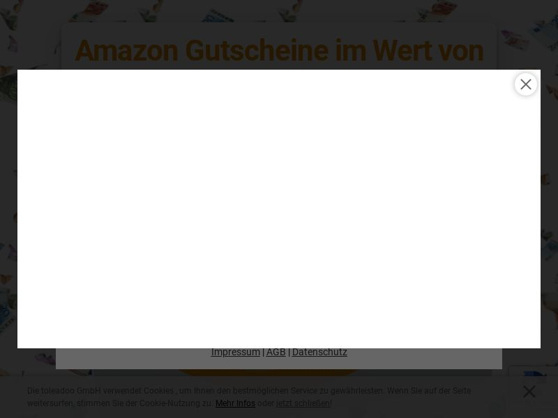 Win an Amazon vouchers worth € 500 now - SOI | DE