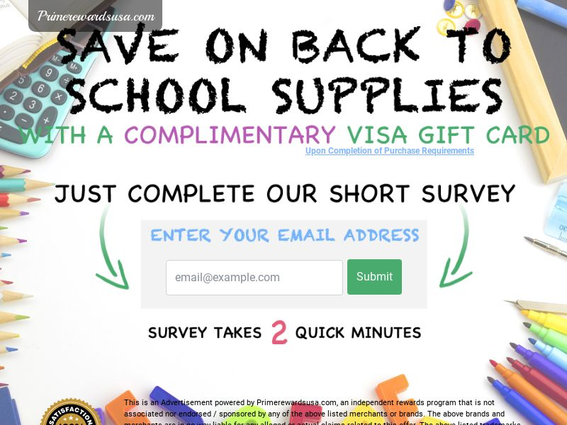 Back to School 2019 - INCENT - US