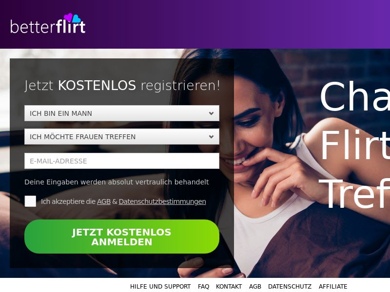 Betterflirt.com SOI (DE) MOB (private)