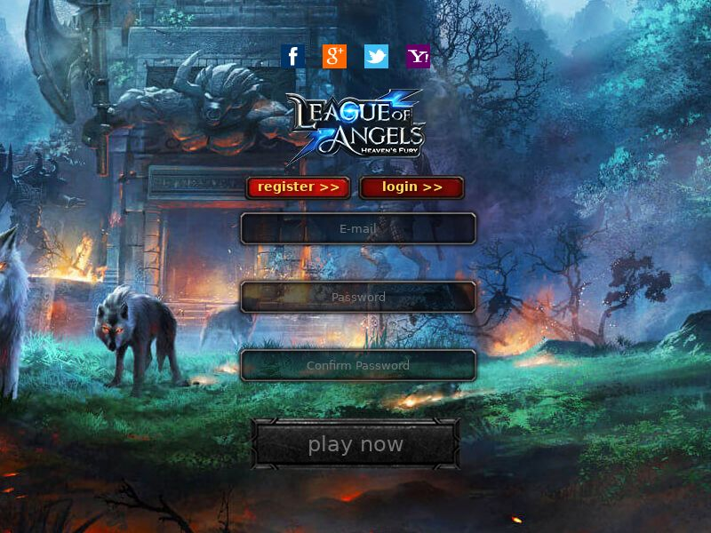 League of Angels: Heaven's Fury - PH (PH), [CPA], Entertainment, Games, Browser games, game