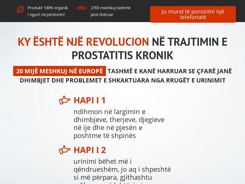 Adamour AL (prostatitis)
