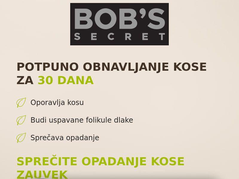 Bob's Secret RS