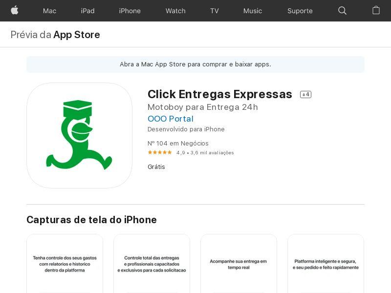 BR - Clickentregas_iOS CPA