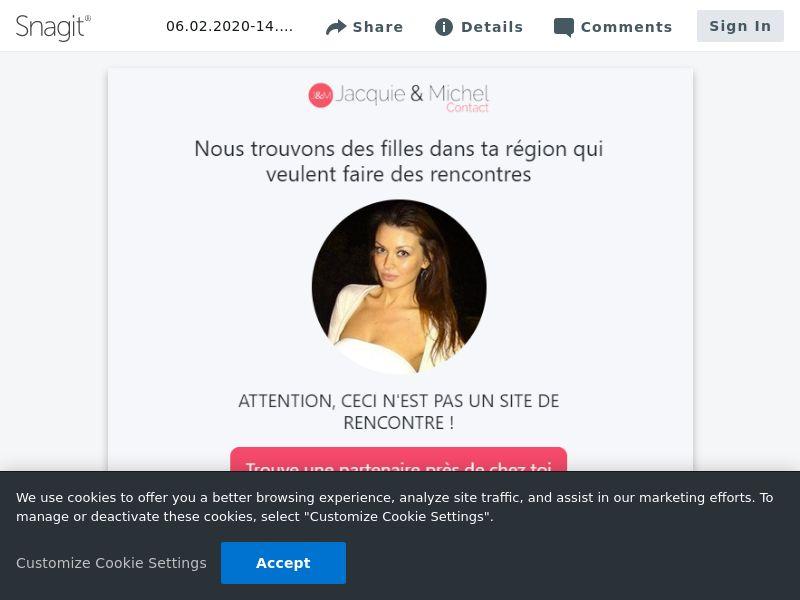 Jacquie & Michel Sexy | FR