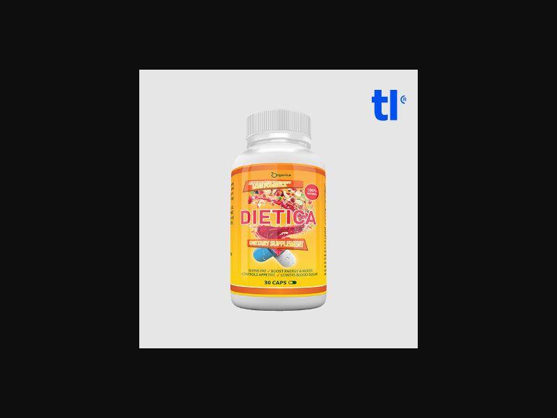 Dietica - weightloss - CPA - COD - Nutra