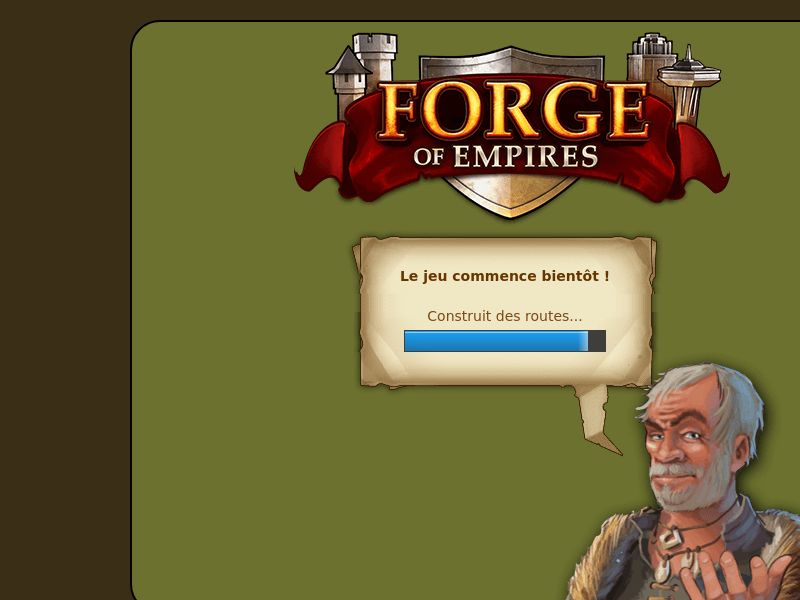 Forge of Empires - FR, BE (BE,FR), [CPL], Entertainment, Games, Browser games, game