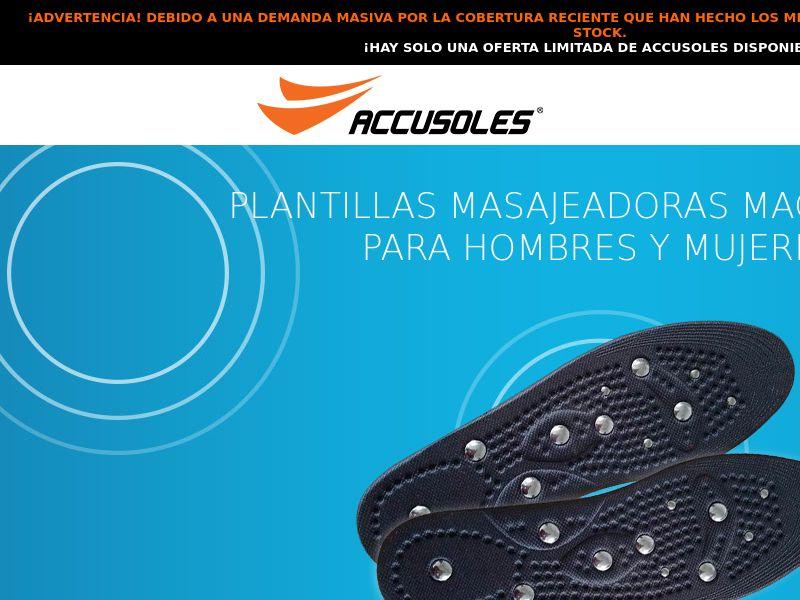 Accusoles LP01 (SPANISH)