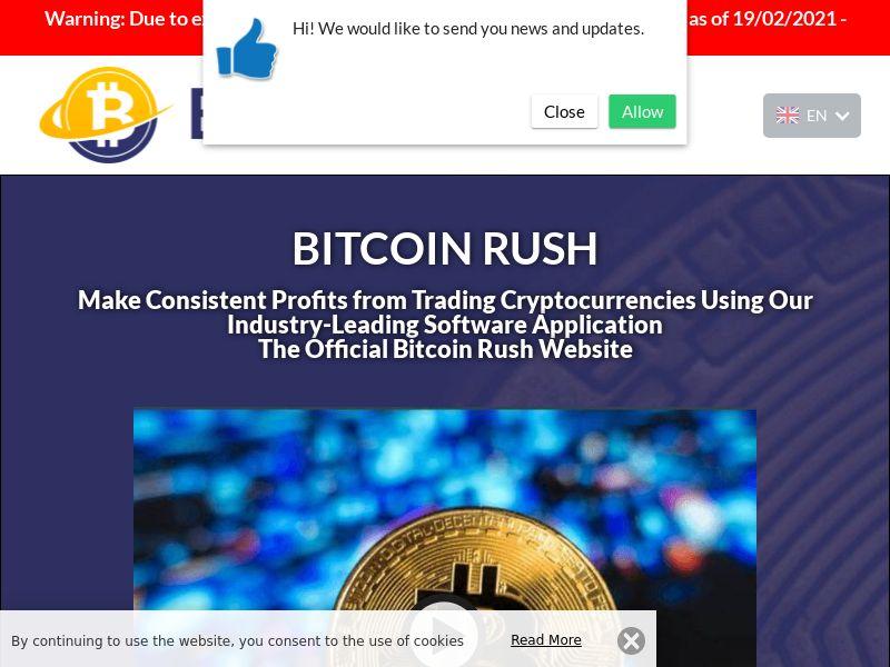 The Bitcoin Rush English 1057