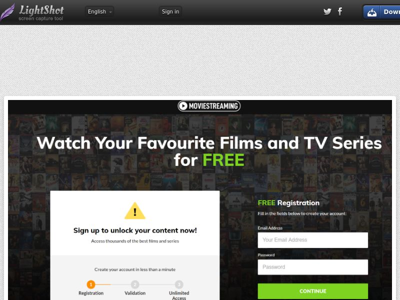 MovieStreamingOnline - VOD (INTL) (CPL) (Trial) (Personal Approval)