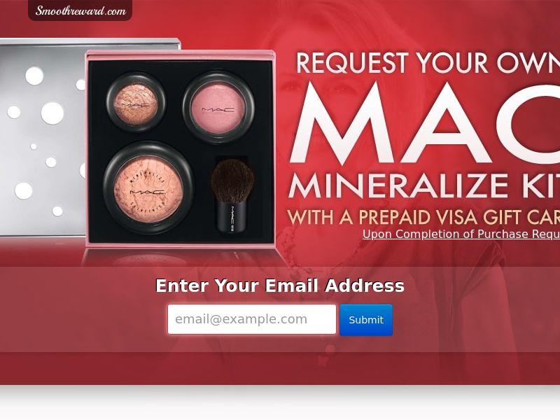 MAC Mineralize Kit - US
