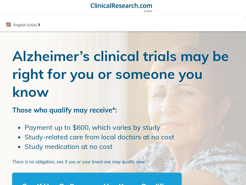CT Alzheimer's Survey (US) (CPL)