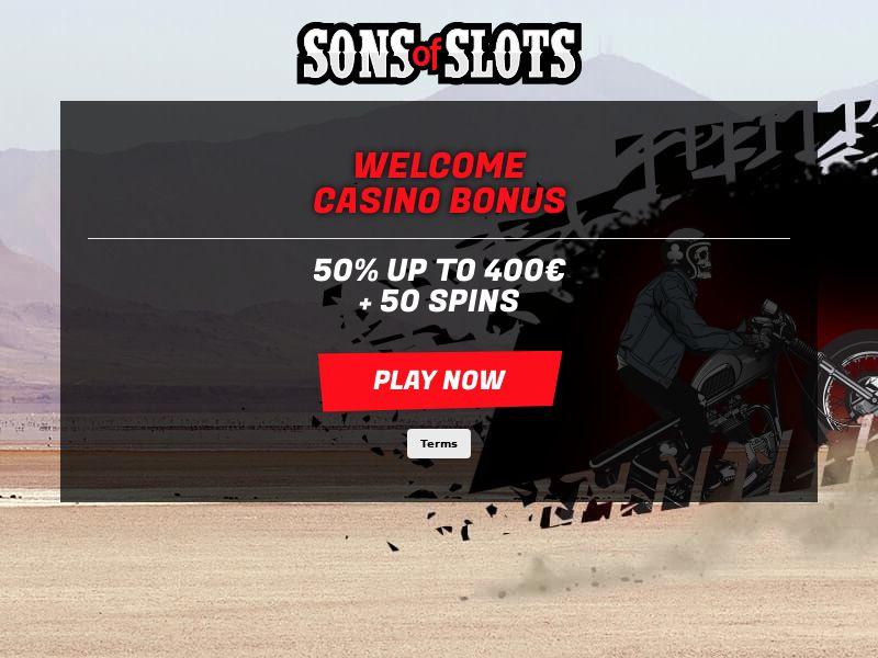 Sons of Slots CPA + RS DE