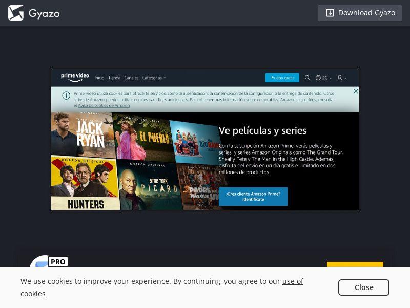 Amazon Prime Video ES   SOI