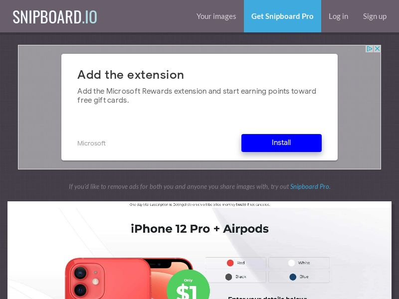 41097 - US - iPhone + Airpods ABCD (cap 100/day) - CCsubmit
