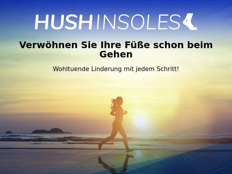 Hushinsoles LP01 - German