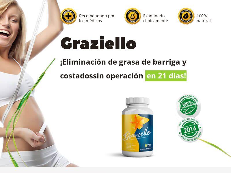 Graziello MX - weight loss treatment