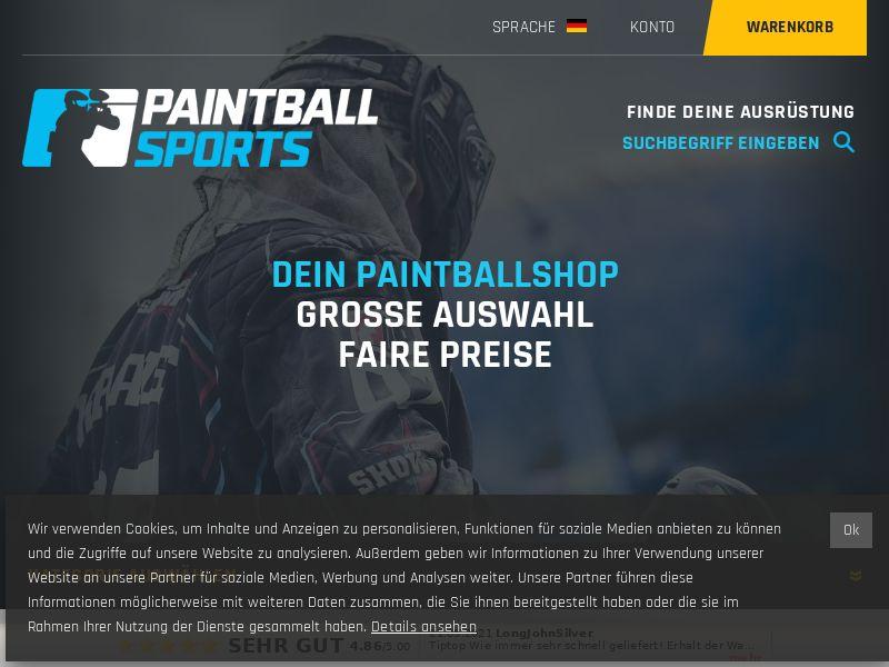 Paintball Sports - DE (DE), [CPS]