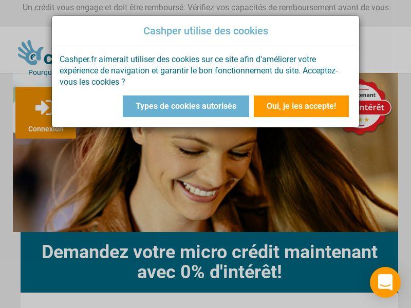 11980) [EMAIL] Cashper - FR - CPL
