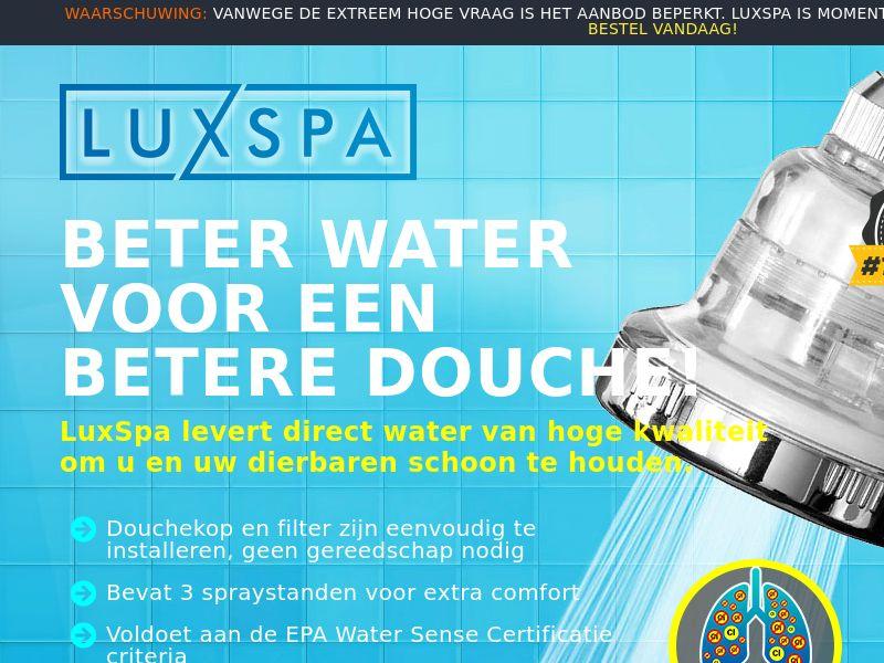 LuxSpa Shower LP01 (DUTCH)