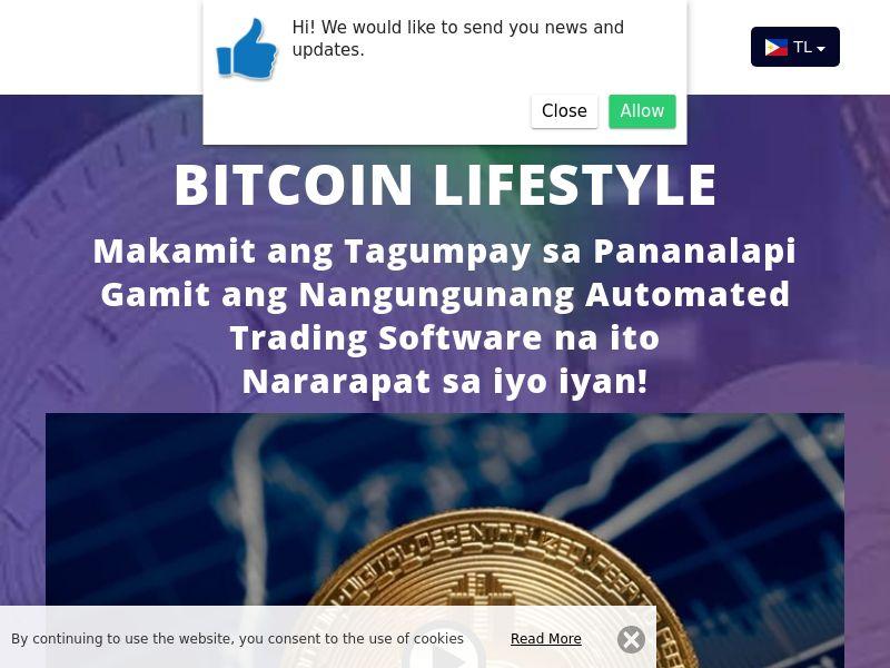 Bitcoin lifestyle Filipino 3871