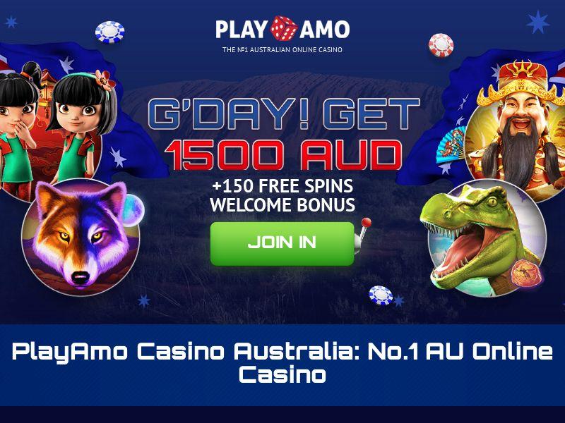 Playamo - AU (AU), [CPA], Gambling, Casino, Deposit Payment, million, lotto