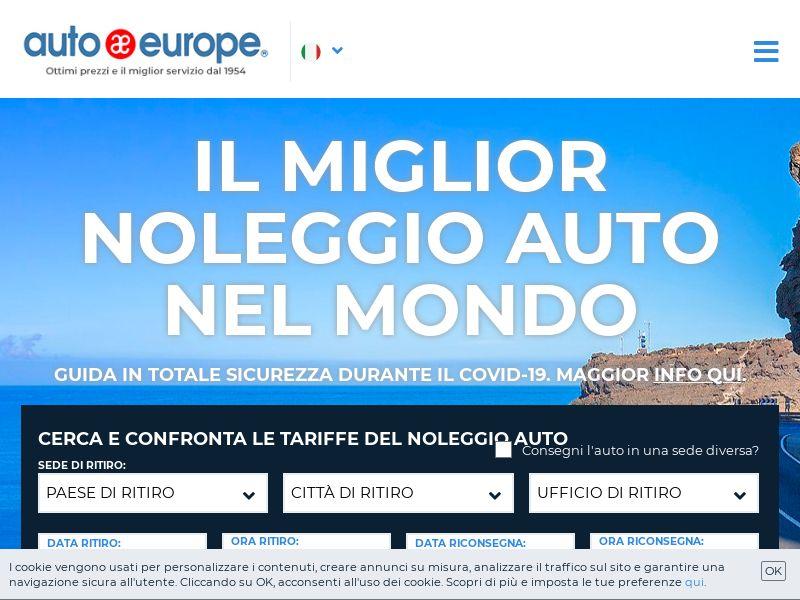 AutoEurope IT