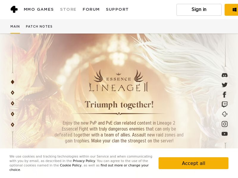 Lineage 2 - CPL [US]