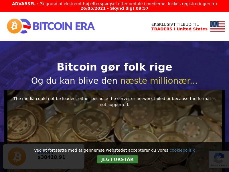 Bitcoin Era - DK (DK), [CPA]