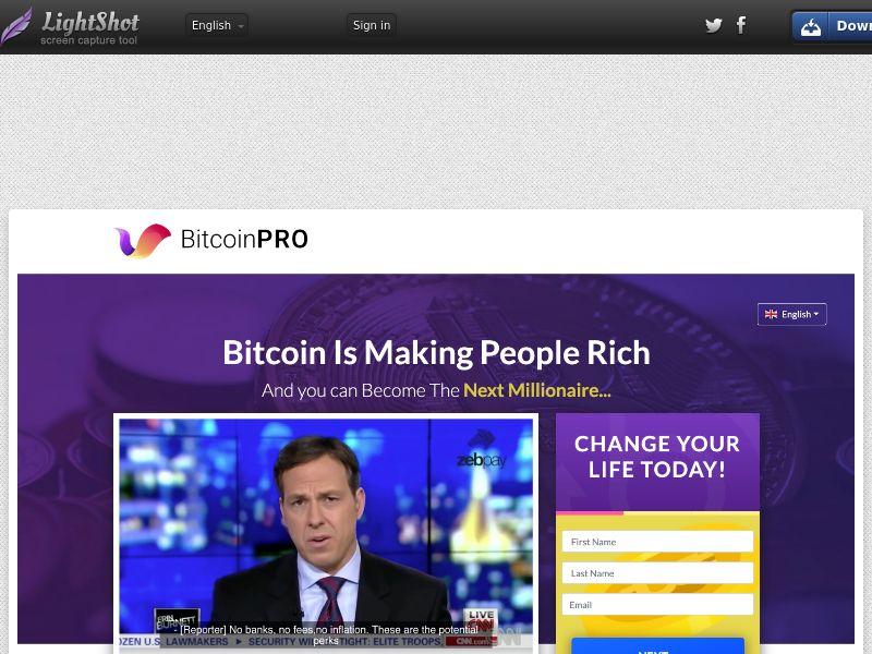 Bitcoin Pro