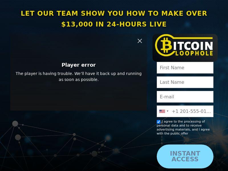 Bitcoin loophole CPA EN