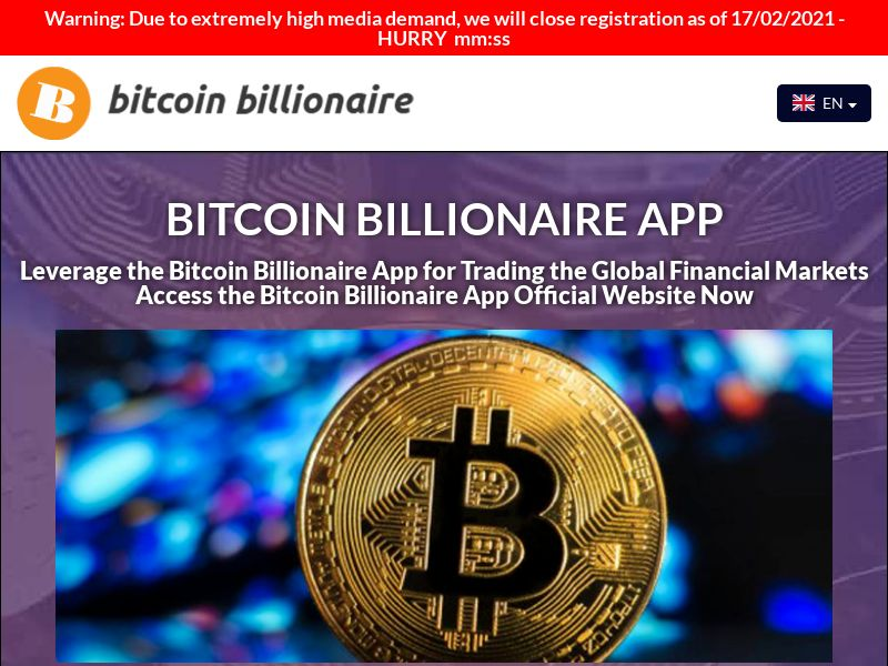 Bitcoin Billionaire App Swedish 2619