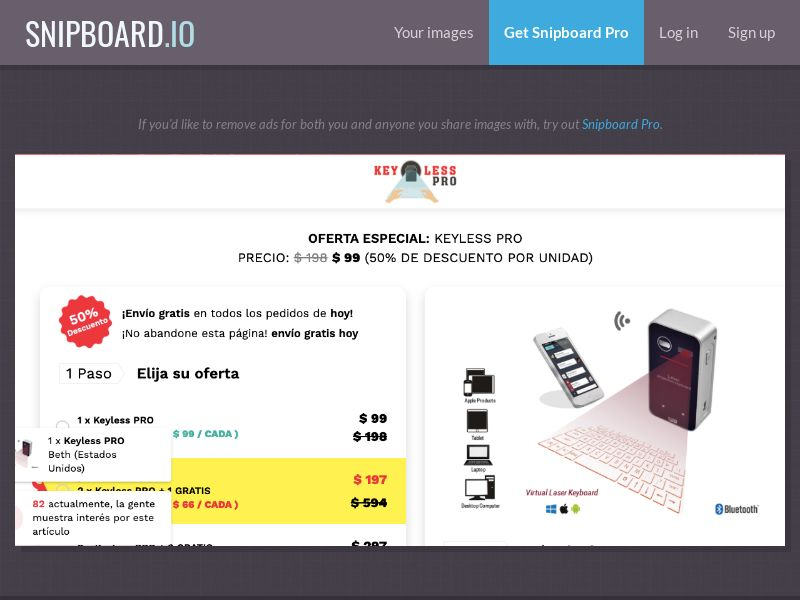 40123 - UK - E-Commerce -Keyless PRO INTL - WW - CPS