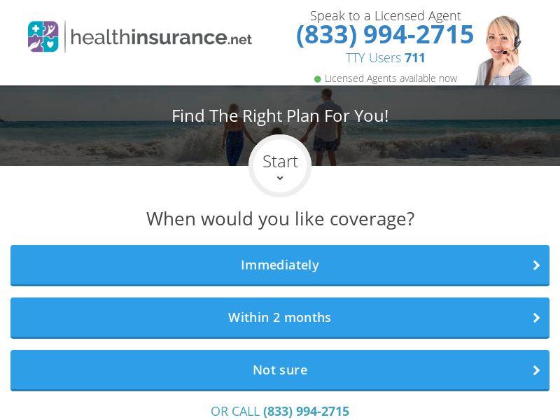 HealthInsurance.net - CPL - US