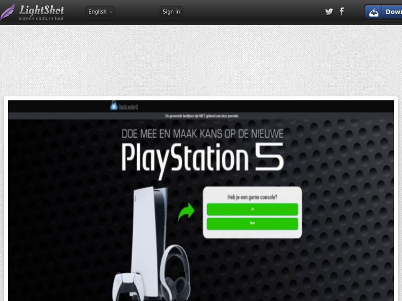 Buckleaders - Playstation 5 (NL) (CPL) (Personal Approval)