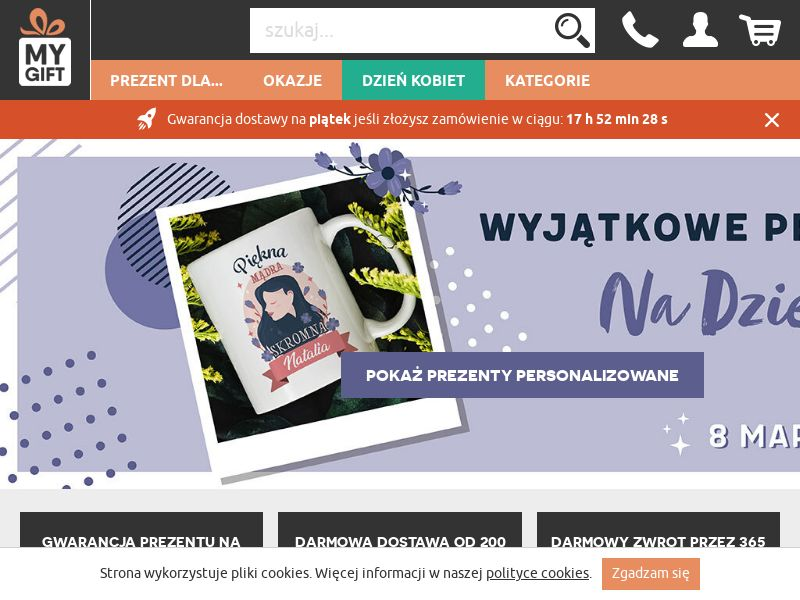 MyGift - PL (PL), [CPS], Accessories and additions, Presents, House and Garden, For children, Household items, Home decoration, Sell, shop, gift