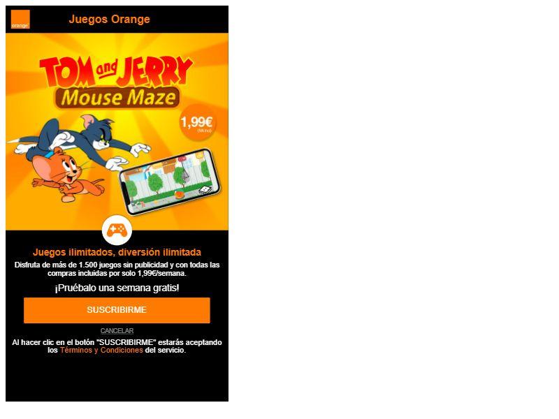 TomJerry2 Orange