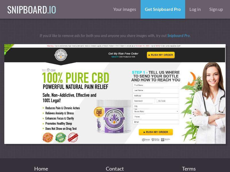 39047 - US - Meds Biotech Cream - SS