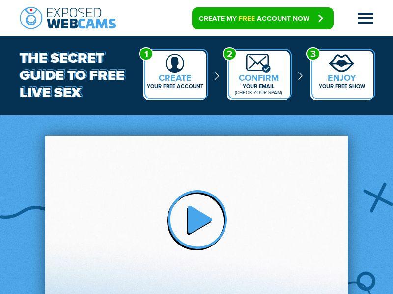 Exposed Webcams / Live Free Fun - DOI - Desktop