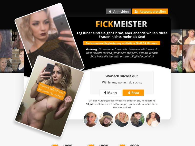 Fickmeister.com - DE (AT,DE,CH), [CPL]