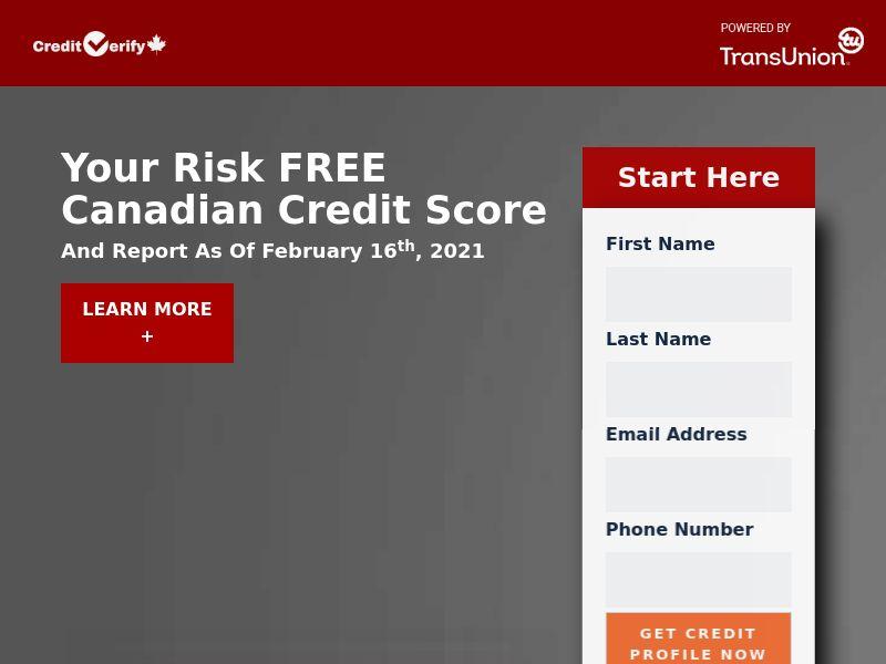 [CA] CPA - CreditVerify - GC
