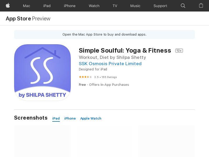 Simple Soulful: Yoga & Fitness